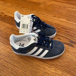 adidas Gazelle Sneaker COLLEGIATE NAVY/ WHITE, S